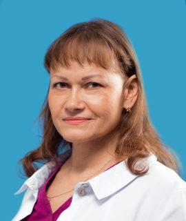Потапова Светлана Юрьевна