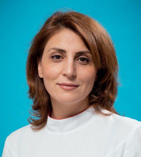 Азатян Кристине Давидовна