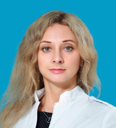 Козина Ольга Евгеньевна