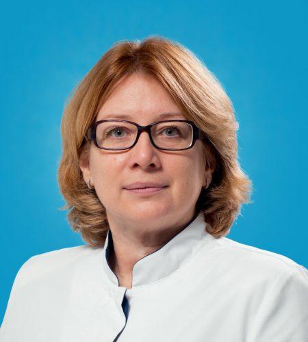 Блинова Ирина Федоровна