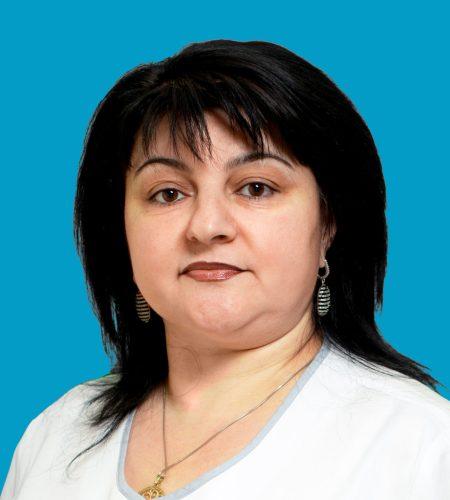 Егиазарян Галина Левоновна