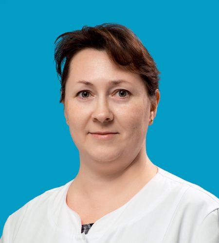 Карасева Оксана Владимировна