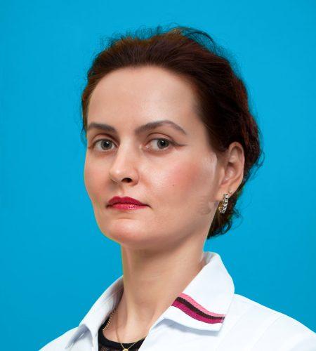 Гогичаишвили Галина Вячеславовна
