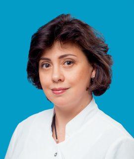 Федотова Лариса Валерьевна
