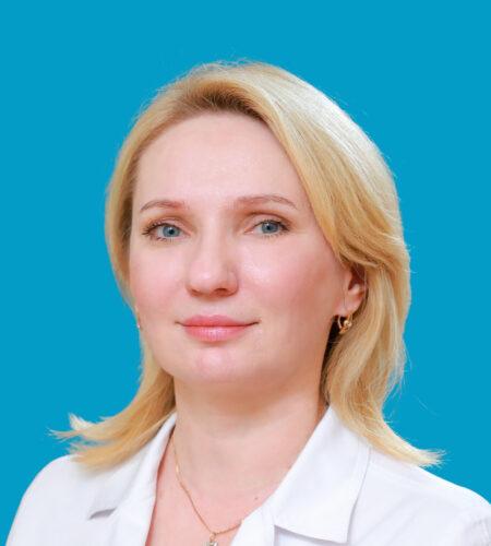 Фетисова Галина Сабитовна