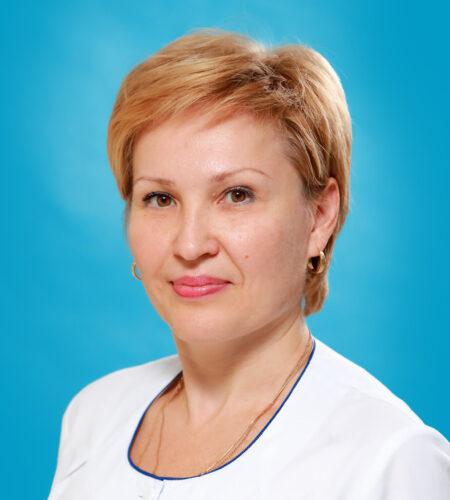Любанская Светлана Васильевна